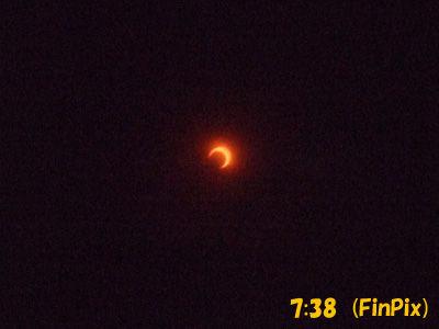 金環日食_7:38