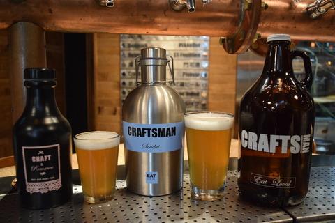 グラウラー&グラスビール2
