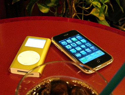 iPod_mini&iPhone