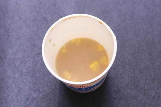 カップヌードル茶碗蒸し作り方
