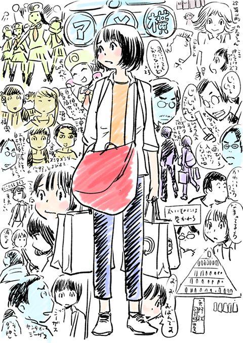 あまちゃんのあま絵 ああ、早く明日の「あまちゃん」見たいなあ! 青木俊直さんの「あま絵」が...