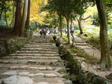 百済寺・階段