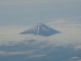 富士山・アップ