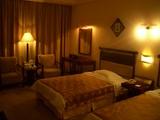 �ホテル部屋