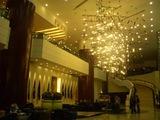 �ホテルロビー