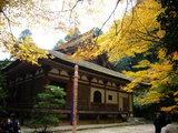 百済寺・本堂