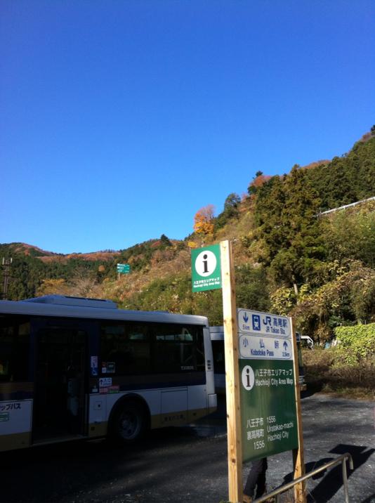 「景信山〜高尾山」 山歩きリハビリ
