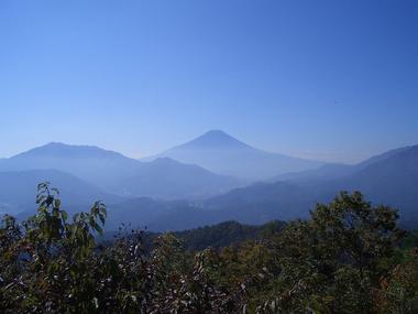 また高川山に行きました