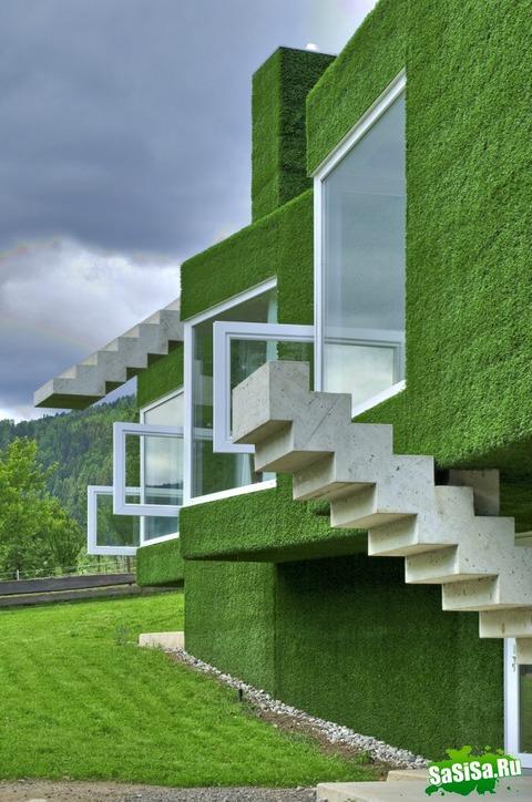 グリーンホーム家