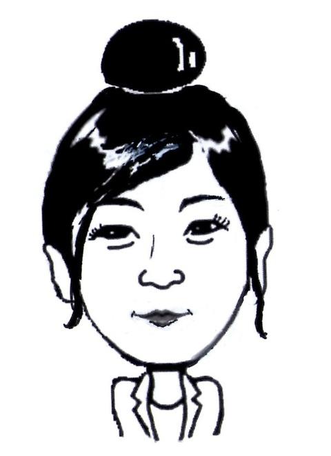 岡安似顔絵