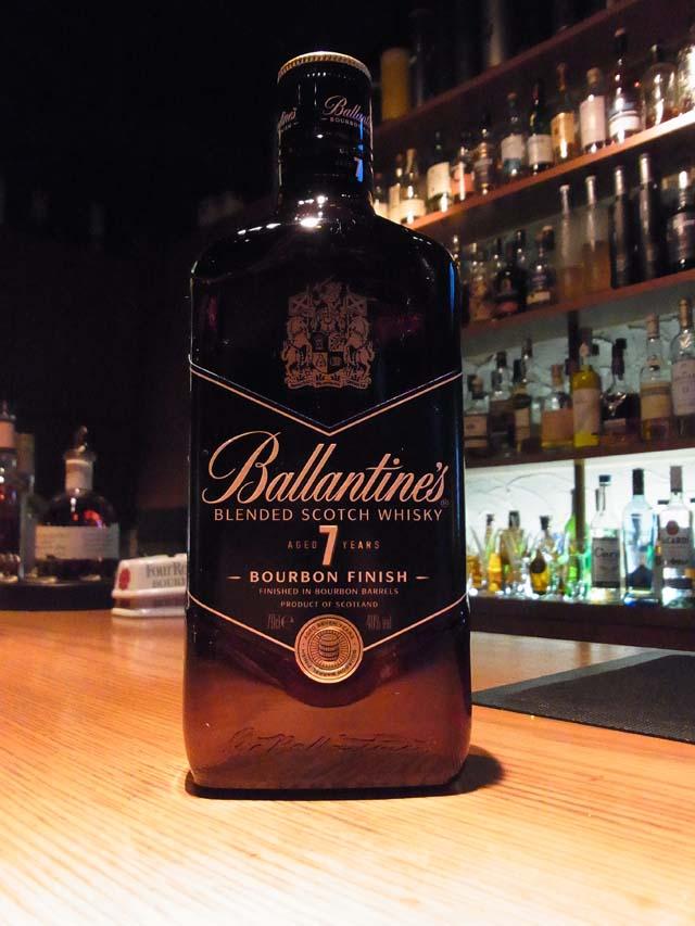Ballantine's 7yo ・ バランタイン7年