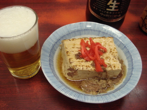 豆腐のみ 江戸川
