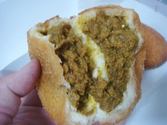 ビストロ喜楽亭 カレーパン