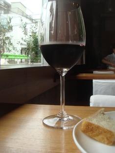 シニフィアン・シニフィエ グラス赤ワイン