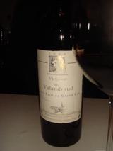 Virgine de Valandraud 2000