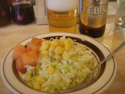 ペロリ Beer & コールスロー