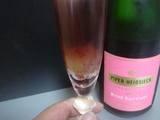 巨峰 IN シャンパン