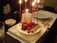 B/ケーキ