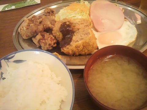 キッチンパンチ お好みセット 3品