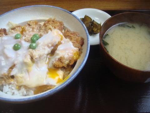 坂本屋 カツ丼