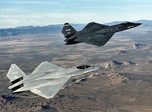300px-Northrop_YF-23_DFRC