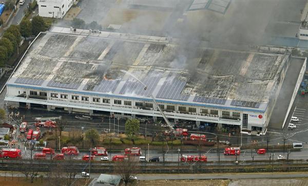 S級バックラー 勤め先の倉庫に放火して全焼26億円の被害を与えて懲役4年