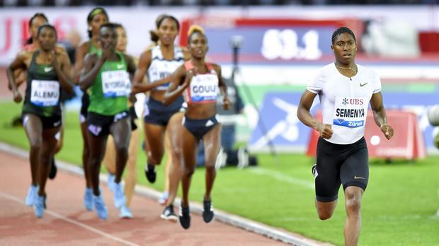女子陸上セメンヤ兄貴は「生物学上は男性」だと国際陸上競技連盟が主張