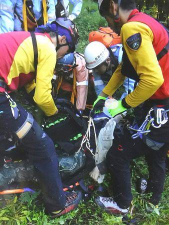 長野県、たった3ヶ月の間に20人が遭難、13人が滑落死の魔境と化す。