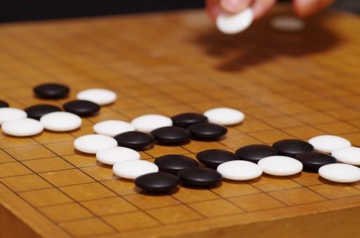 将棋「『詰み』や『王手』は将棋由来なんだけど囲碁くんは何かある?w」 囲碁「駄目」