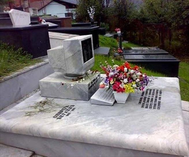 変わった墓18