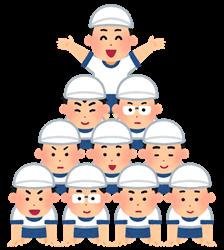 undoukai_pyramid