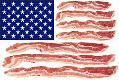 bacon-flag
