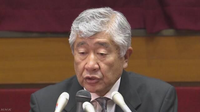 日大・内田正人常務理事、辞任