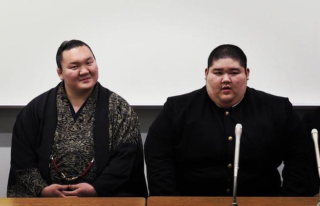 【悲報】白鵬、ヒョロガリだった
