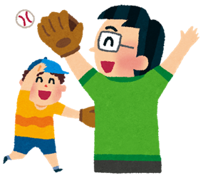 catchball_father