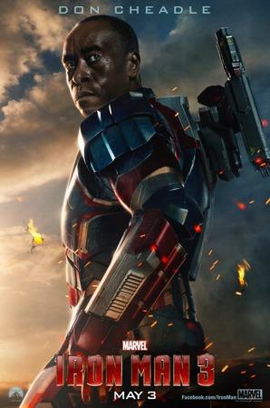 Iron-Man-3-Don-Cheadle-Iron-Patriot-Poster