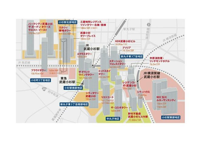 武蔵小杉駅の混雑、JRに対策求め署名運動スタート 改札、ホーム、車内すし詰め「あばら折れちゃう!」神奈川県川崎市