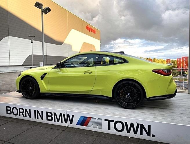 【朗報】BMWさん、めちゃくちゃかっこいい新型M4を発表