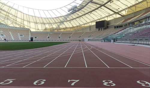Mondo-pink-track-in-Khalifa-International-Stadium-Doha-2019