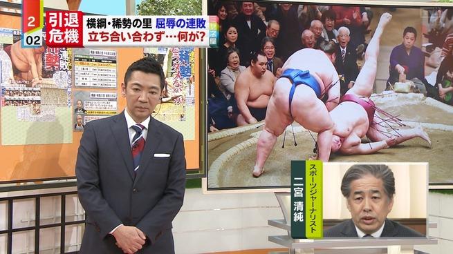 【画像】宮根誠司さんの顔がおかしい