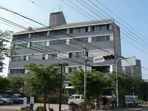 Tondabayashi_Police_station