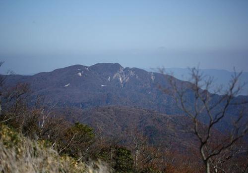 4614釈迦ヶ岳