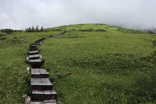 0624北ノ俣岳方面