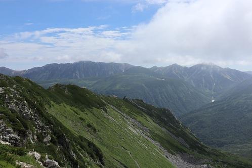 0785黒部源流の山