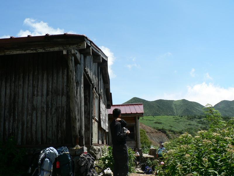甚之助避難小屋