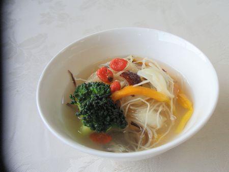 薬膳スープ2月15日
