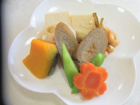 高野豆腐煮物