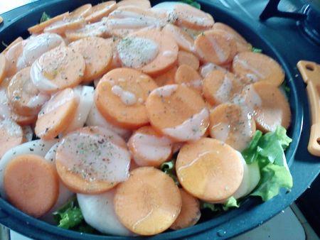 青菜の重ね煮