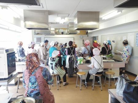 麹を使った料理教室