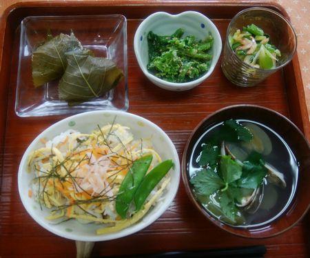 3月の料理教室